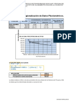 Sumideros Regionalizacion de Datos Para Pucyura Vilcabamba