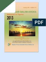 Kota Makassar Dalam Angka 2013