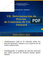 7.Determinación de Precios Futuros y Forward - Copia
