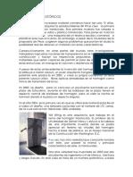 ANTECEDENTES HISTÓRICOS Y VENTAJAS/DESVENTAJAS DEL CONCRETO TRANSLÚCIDO