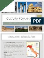 Cultura Romana