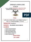 Aplicacion de las Derivadas a la Ingenieria Civil - Semestre III.docx