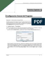 Tricalc Teoría 1 Configuración General del Programa
