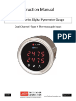 DPG-SD Series Digital Pyrometer Gauge_Dual_Instruction Manual_Rev2