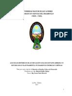 Los ciclos sistémicos de acumulación de Giovani Arrighi (Tesis Final de Maestría de Mariela Padilla)