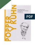 Moulines - Popper y Kuhn