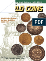 Krause. 2000 World Coins. 1601-1700 2nd Edition