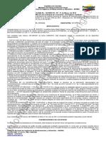 Resolucion No 2013007722 Importacion