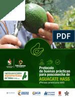 ProtocoloPoscosecha Aguacate