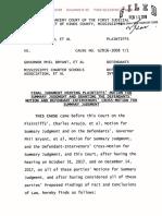 Charter School Lawsuit File