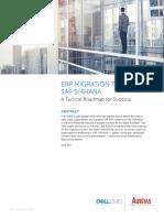032017 Dell EMC Auritas White Paper Migrating to S4HANA