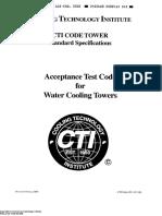 CTI ATC 105 2000 , Acceptance Test