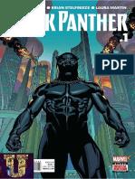 Black Panther #1 - Desconocido