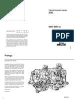 2012 Manual de Operador 0297 9954