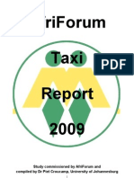 Taxi Report 2009