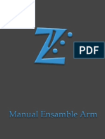 Manual Ensamble Arm