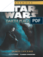 Darth Plagueis - Star Wars