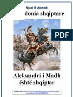 Aleksandri i Madh është shqiptar - Njazi Muhamedi