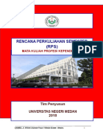 1. RPS MK Profesi Kependidikan S1 Genap 2018 - Elvi Mailani