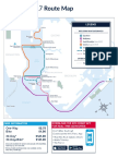 NYC Ferry Routes - 2017