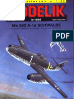 Modelik (1998 06) me 262a 1a schwalbe