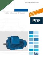 Catálogo - Motores Trifásicos Weg W22 - IEC