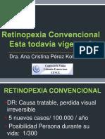 Retinopexia presentacion