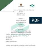 Práctica 1 - Configuración de Punto de Acceso Empleando Herramientas Propias
