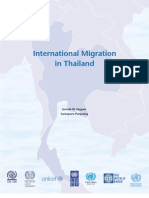 Iom 2005 International Migration in Thailand 15