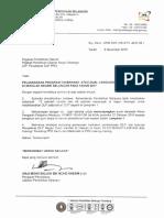 Surat Pelaksanaan Dlp 2017