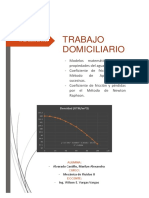 Modelos Matemáticos de Las Propiedades Del Agua. Coeficciones de Fricción