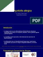 Conjuntivitis alérgica 1