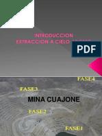 Introduccion - Extraccion a cielo abierto.pptx