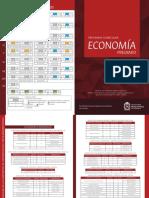 Plan de Estudios de Economía-2017