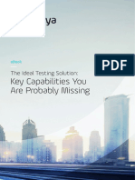 eBook_The Ideal Testing Solution_Key Capabilities You Are Probably Missing