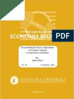 Descentraliz Fiscal y Desequil