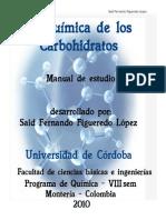 Bioquimica de Carbohidratos.