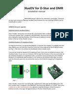 DVMEGA BlueDV Manual