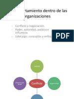 El Comportamiento Dentro de Las Organizaciones