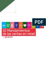 WIVO 10 Mandamientos Retail