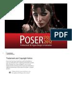 PoserPython Methods Manual.pdf