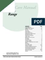 Frigidaire Stove Pglef387a User Manual 318200413en