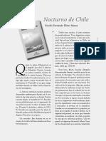 Sobre Nocturno de Chile