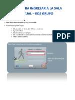 Manual Acceso VIRTUAL grupo eqq