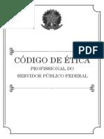 CDIGODEETICADOSERVIDORPUBLICOFEDERAL