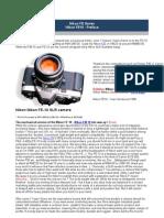 Nikon FE Series