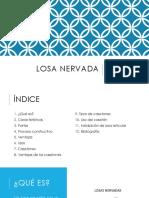 Losa Nervada