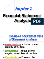 Financial Statement Analysis-CH2
