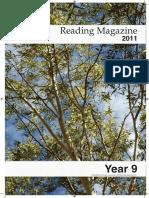 201114 NAPLAN 2011 Final Test Reading Magazine Year 9
