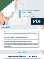 PPT Yankesja 2018_Sesi 2_Kelompok 5_Pelayanan Kesehatan Kerja Dasar